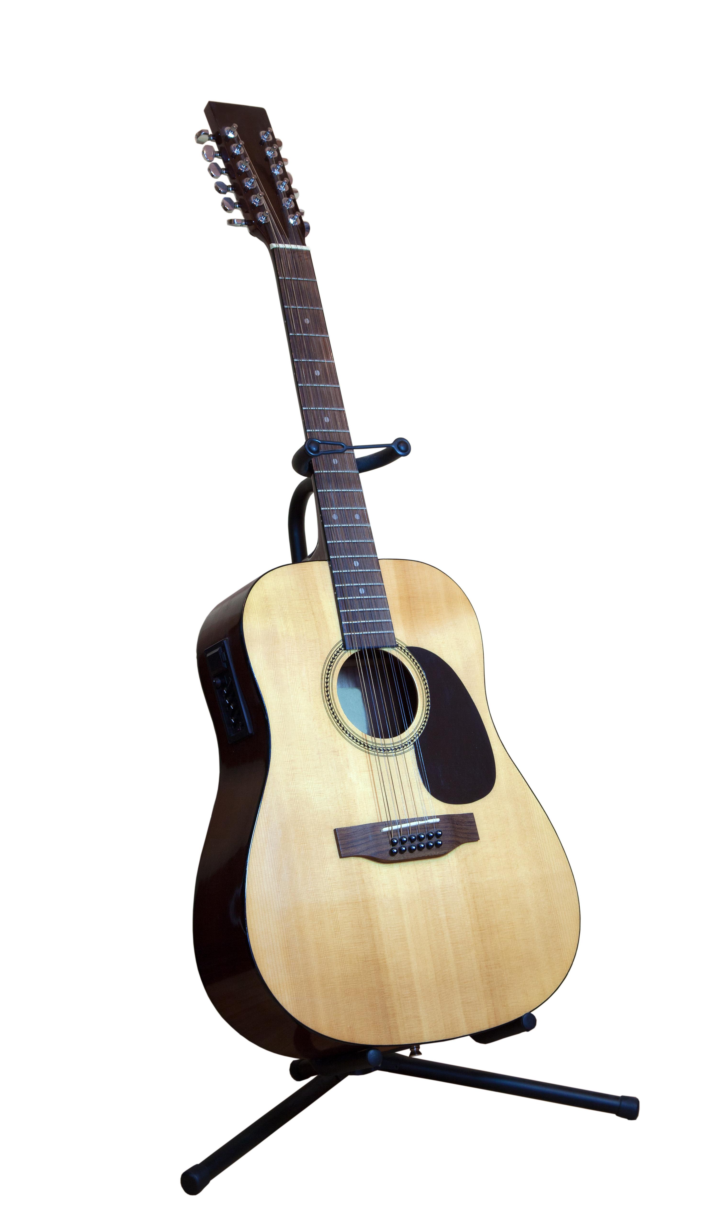 Pensez à tenir compte de votre gabari lors de l'achat d'une guitare sèche !